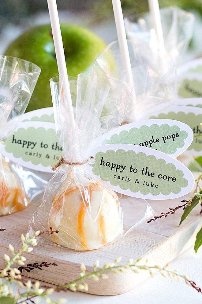 candy apple tags via evermine