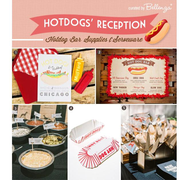 Hotdog reception