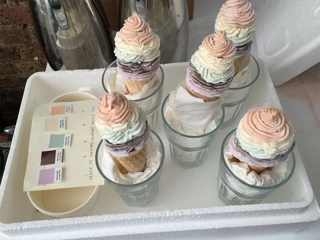 Nitrogen Ice Cream Bar offered by Contraband Entertainment and Events Agency
