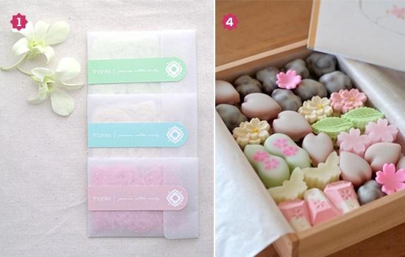 cotton candy to wagashi