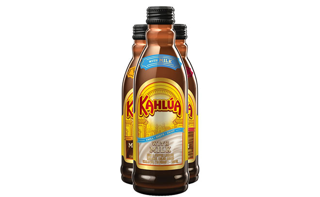 Kahlua flavored drinks
