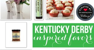 Wedding Favor Ideas Inspired by the Kentucky Derby