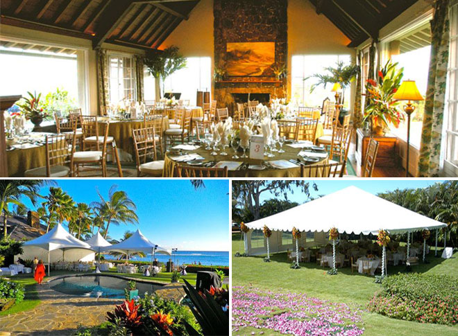 Kilohana Plantation Weddings