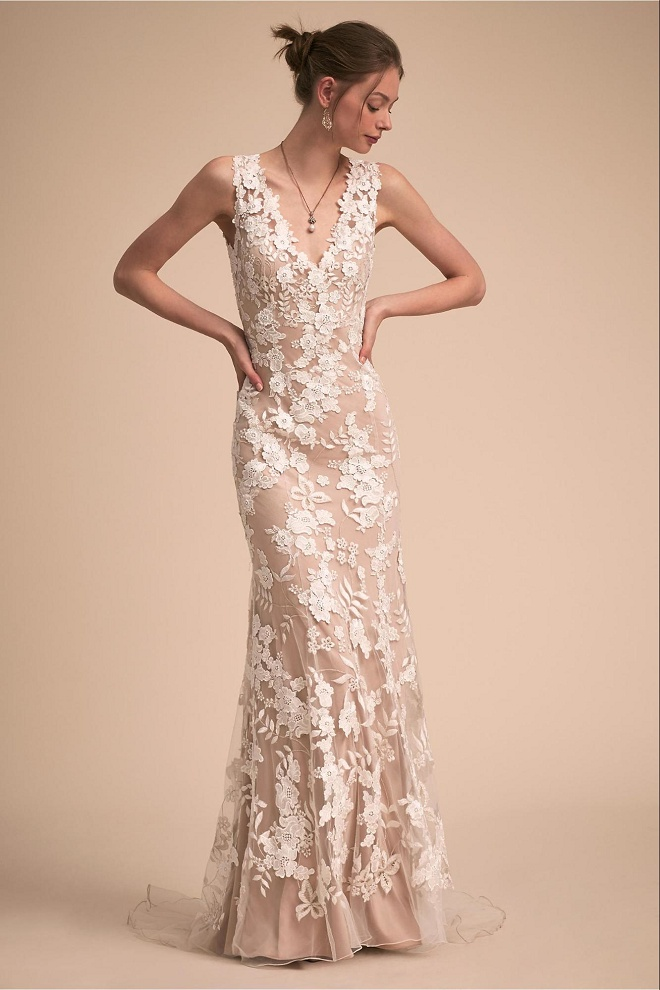 Liesel gown from BHLDN