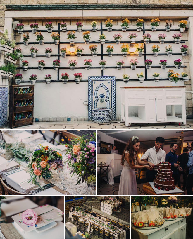 Fabulous Featured Wedding from Liron Arbel Event Production