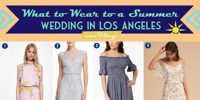 What to Wear to a Summer Wedding in LA?