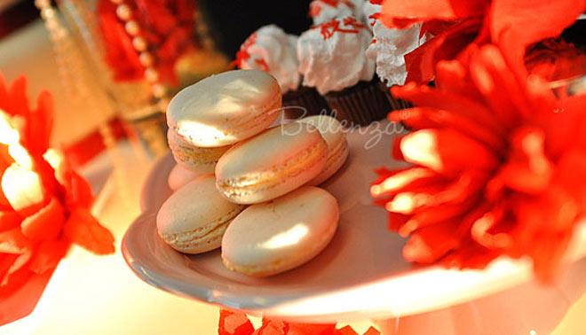 Macarons // Bellenza styled shoot