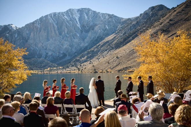 Convict Lake Resort, near Mammoth Lakes