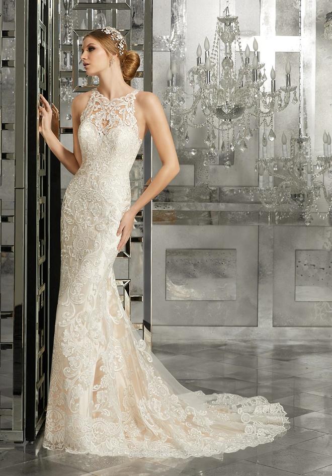 Mimi wedding dress | courtesy of Mori Lee