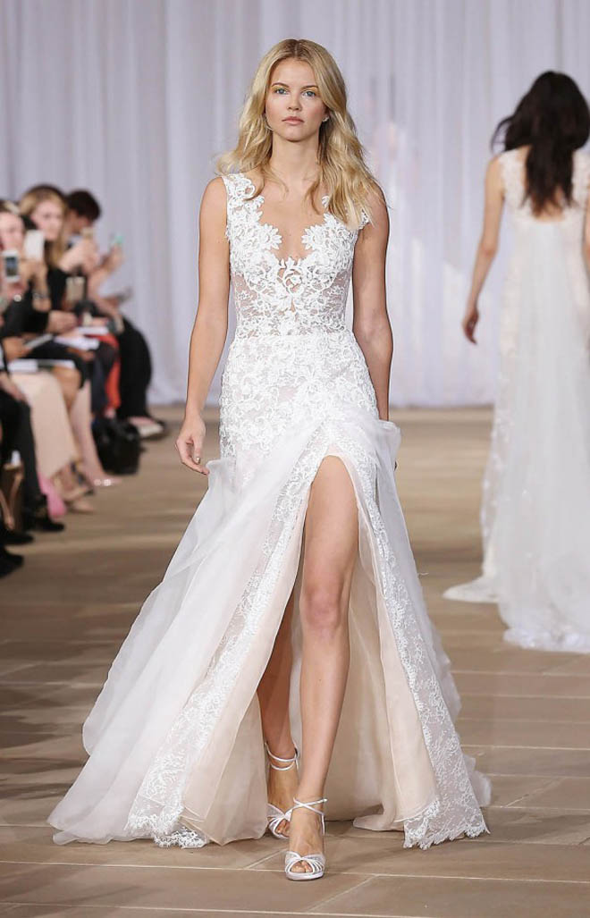 """Morning"""" Gown, by Ines di Santo"""