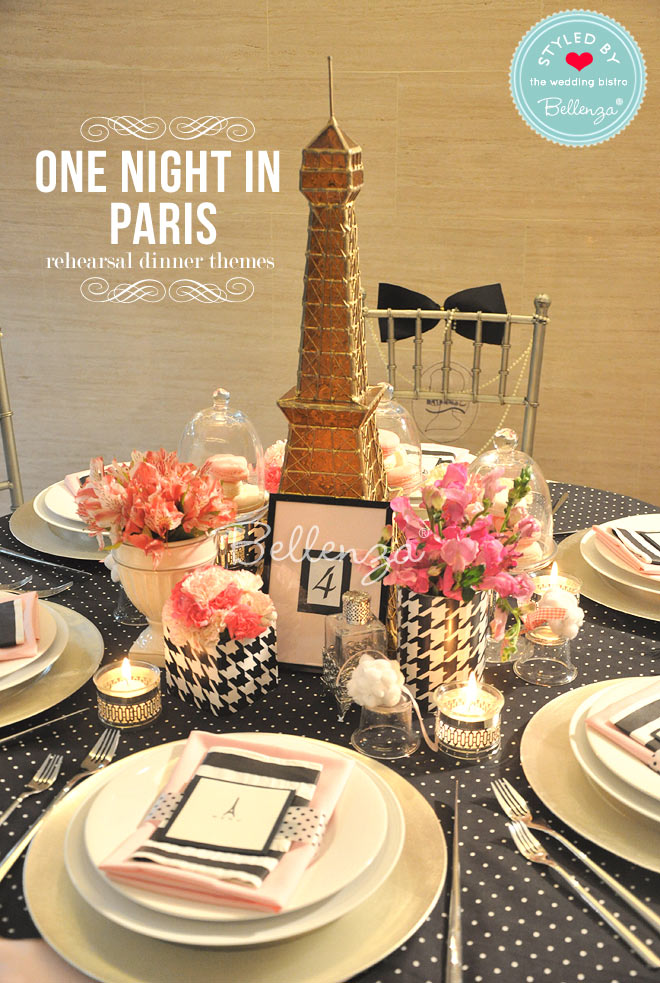 One Night in Paris Theme