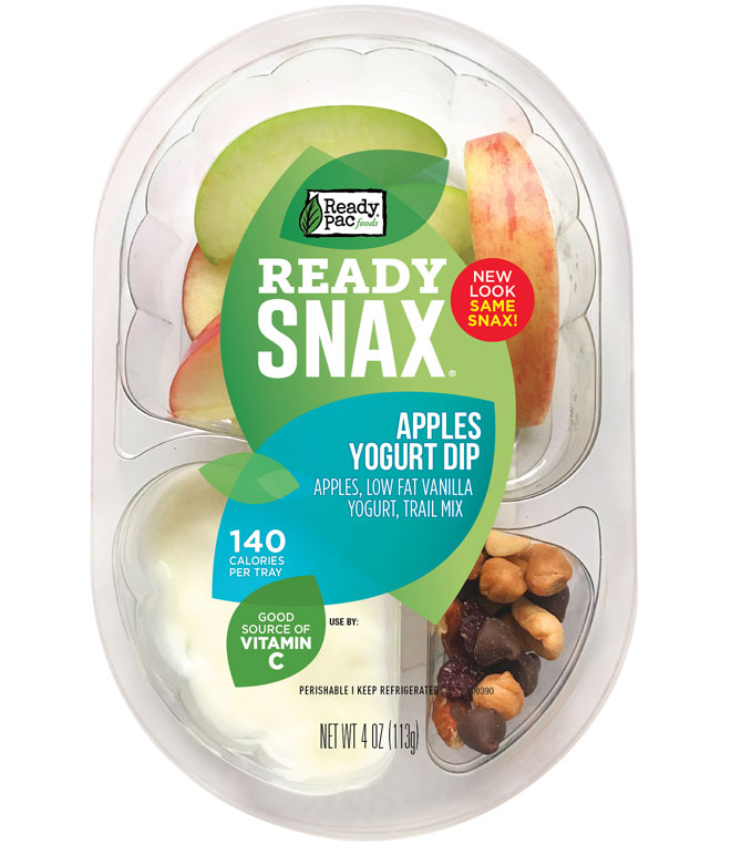 Apples Yogurt Dip from Ready Pac