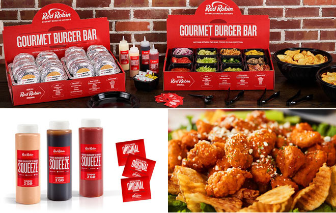 Red Robin catering