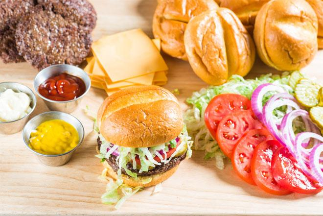 Ruby Tuesday Burger Catering