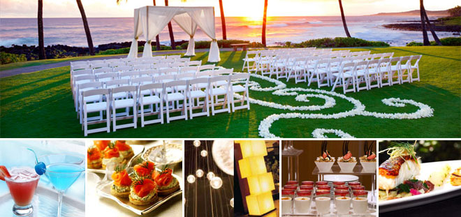 Sheraton Kauai Wedding Packages