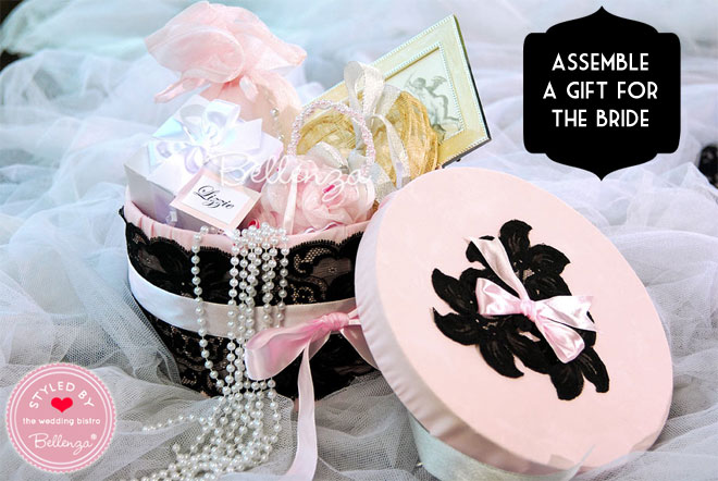 Glam Speakeasy Bachelorette Party Gift for the Bride