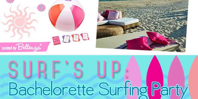 Bachelorette Surfing Party Ideas