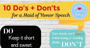 Tips for moh speech