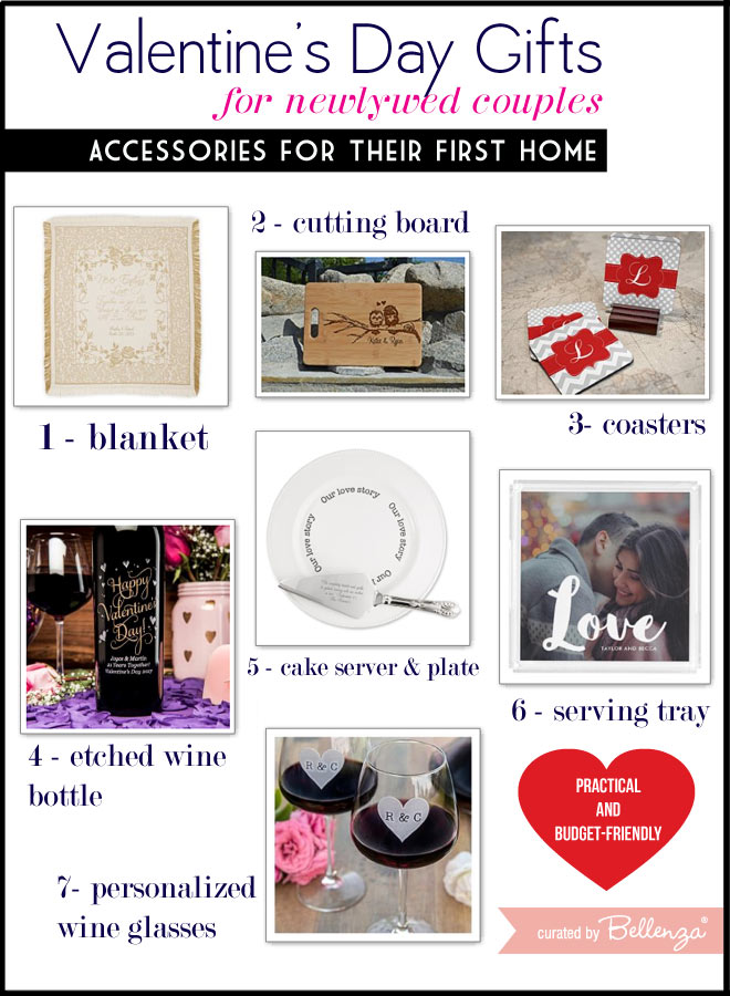 Valentine's Day Wedding Shower Gift Ideas
