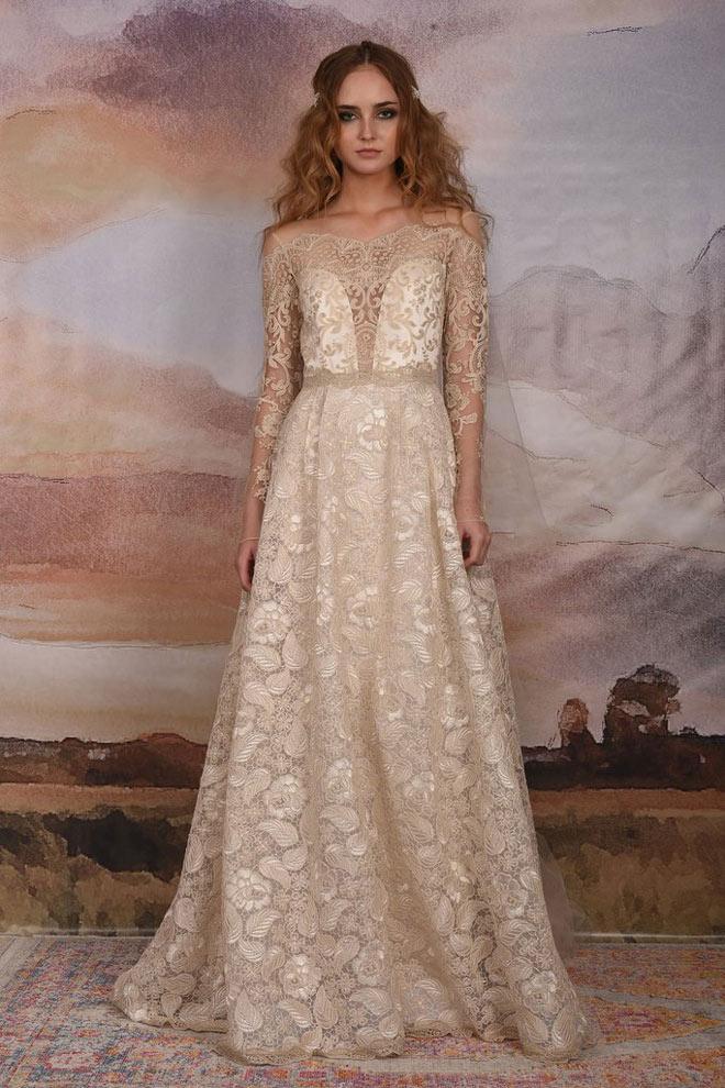 Claire Pettibone - Voyage Gown