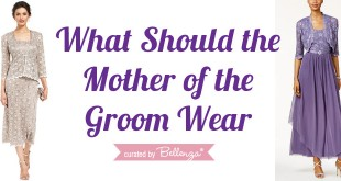 Elegant Dresses for the Mother of the Groom