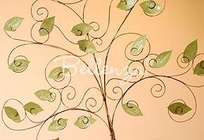 How-to: Make a Simple Spring Wedding Wish Tree